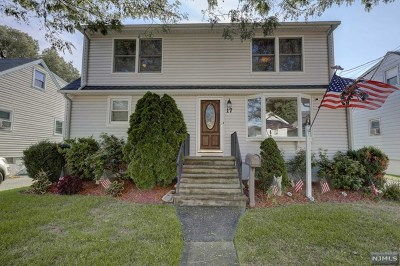 Waldwick Single Family Home For Sale: 17 Wanamaker Avenue