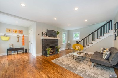 Essex County Single Family Home For Sale: 168 Sherman Avenue