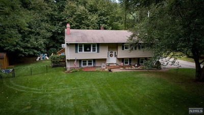 Ringwood Single Family Home For Sale: 5 James Drive
