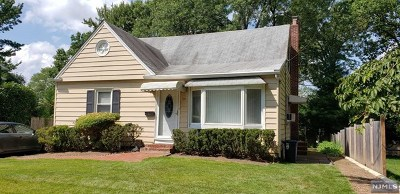 Closter Single Family Home For Sale: 58 Poplar Street