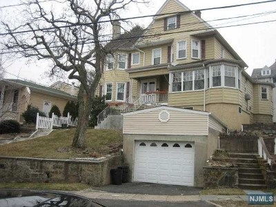 Hudson County Multi Family 2-4 For Sale: 27 North Midland Avenue