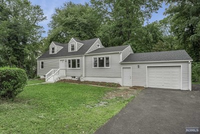 Morris County Single Family Home For Sale: 158 Boonton Turnpike