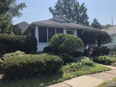 Fair Lawn Single Family Home For Sale: 25-10 Kipp Street