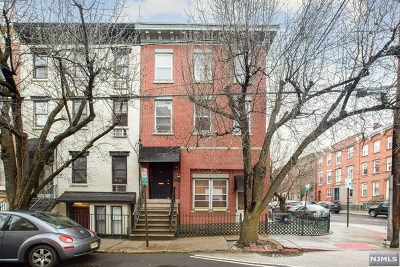 Hudson County Condo/Townhouse For Sale: 150 6th Street #3