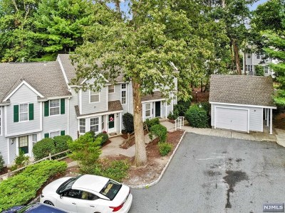 Morris County Condo/Townhouse For Sale: 1003 Chatfield Drive