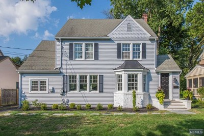 Morris County Single Family Home For Sale: 407 Woodland Road