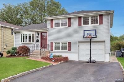 Rochelle Park Single Family Home For Sale: 43 Cedar Drive