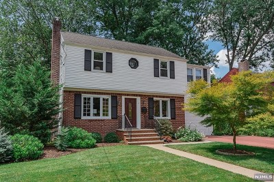 Fair Lawn Single Family Home For Sale: 5 Ruskin Road