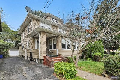 Fort Lee NJ Single Family Home For Sale: $639,000
