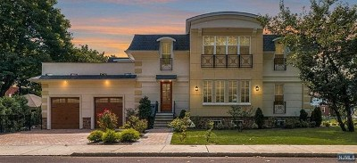Fort Lee NJ Single Family Home For Sale: $1,869,999