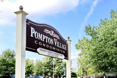 Pompton Lakes Condo/Townhouse For Sale: 308 Federal Hill Road #308