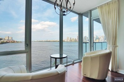 Hudson County Condo/Townhouse For Sale: 1000 Ave At Port Imperial #509