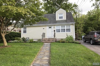 Pompton Lakes Single Family Home For Sale: 96 Riverview Road