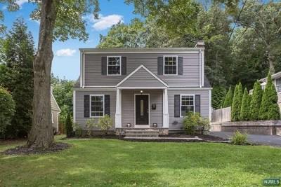 Midland Park Single Family Home For Sale: 179 Madison Avenue