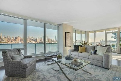 Hudson County Condo/Townhouse For Sale: 1000 Ave At Port Imperial #511