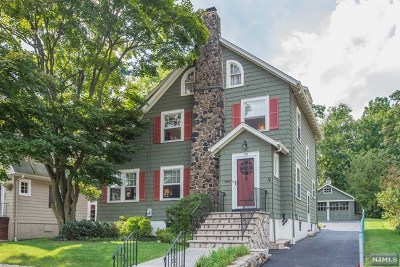 Essex County Single Family Home For Sale: 69 Myrtle Avenue