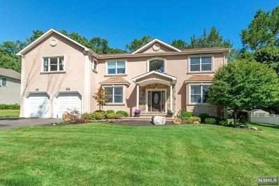 Woodcliff Lake Single Family Home For Sale: 59 Prospect Avenue