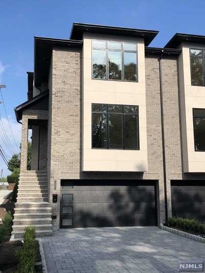 Fort Lee Condo/Townhouse For Sale: 1553 West Street
