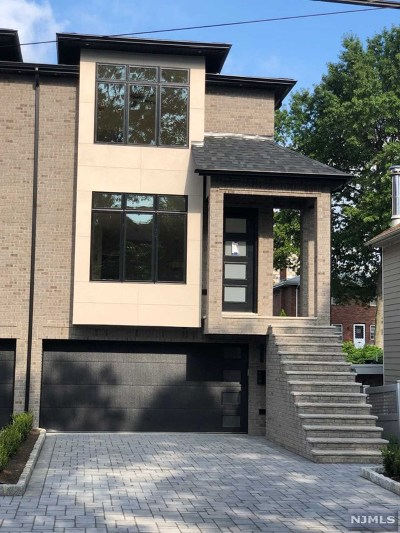 Fort Lee NJ Condo/Townhouse For Sale: $939,000