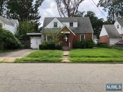 Fair Lawn Single Family Home For Sale: 2-36 35th Street