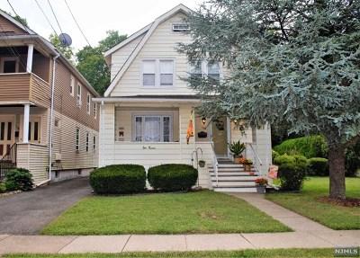 Hawthorne Single Family Home For Sale: 120 1st Avenue