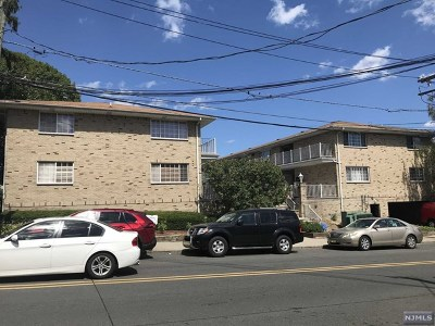 Bergen County Condo/Townhouse For Sale: 481 Walker Street #1a