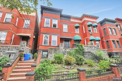 Hudson County Multi Family 2-4 For Sale: 203 Shippen Street
