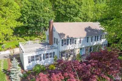 Essex County Single Family Home For Sale: 1-3 Fairview Terrace
