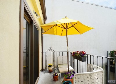 Hudson County Condo/Townhouse For Sale: 409 Adams Street #7
