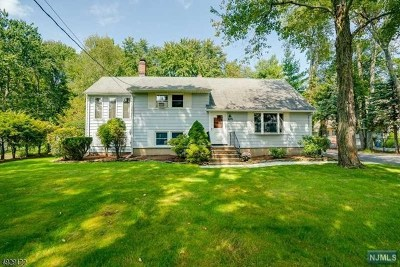 Essex County Single Family Home For Sale: 168 Horseneck Road