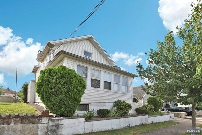 Carlstadt Single Family Home For Sale: 617 Jefferson Street