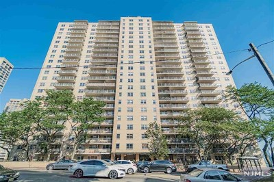 Hudson County Condo/Townhouse For Sale: 6600 Boulevard East #9k