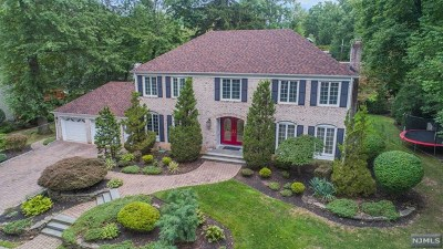 Oradell Single Family Home For Sale: 780 Amaryllis Avenue