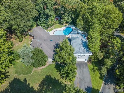 Bergen County Single Family Home For Sale: 104 Horizon Terrace