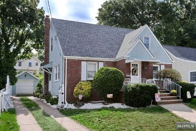Rochelle Park Single Family Home For Sale: 53 West Oldis Street
