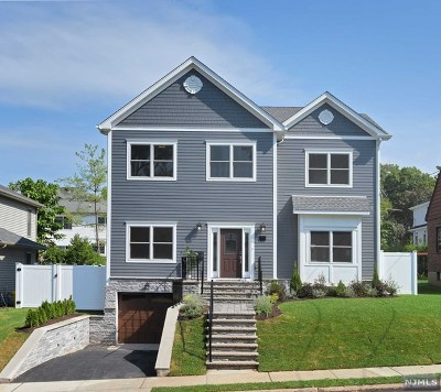 Teaneck Single Family Home For Sale: 711 Ogden Avenue