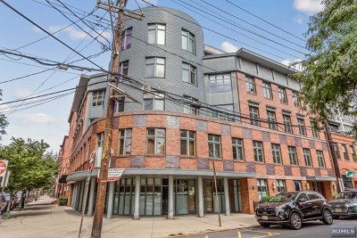Hudson County Condo/Townhouse For Sale: 89 Willow Avenue #301