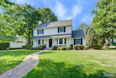 Demarest Single Family Home For Sale: 63 Forest Road