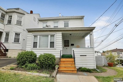 Clifton Single Family Home For Sale: 88 Fenner Avenue
