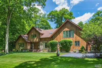 Morris County Single Family Home For Sale: 30 Farber Hill Road