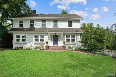 Essex County Single Family Home For Sale: 108 North Mountain Avenue