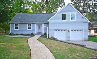 Hackensack Single Family Home For Sale: 271 Elm Avenue