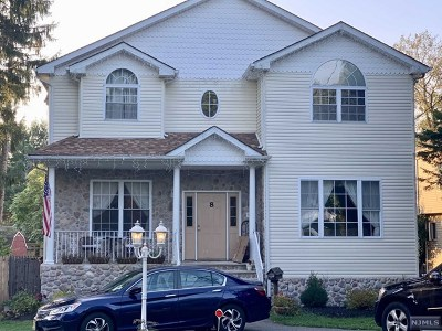 Bergen County Single Family Home For Sale: 8 John Dow Avenue