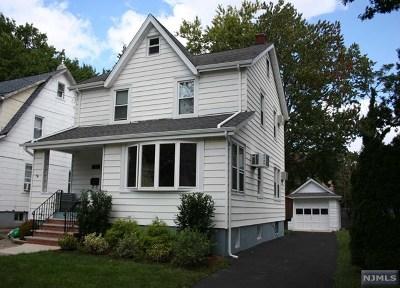 Teaneck Single Family Home For Sale: 93 Walnut Street