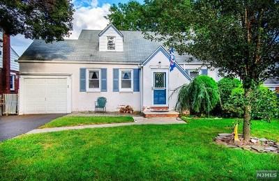 Dumont Single Family Home For Sale: 57 Stanley Street