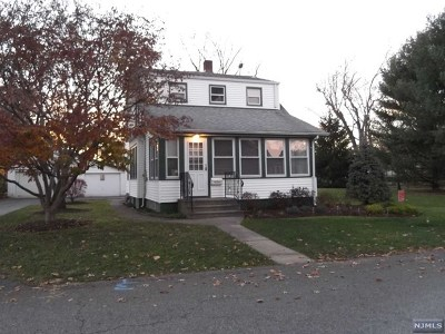 Morris County Single Family Home For Sale: 5 Augusta Street