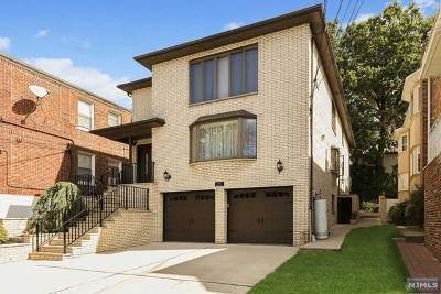 Bergen County Multi Family 2-4 For Sale: 324 Highland Avenue