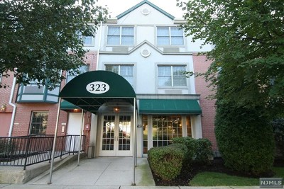 Teaneck Condo/Townhouse For Sale: 323 Willow Street #2f