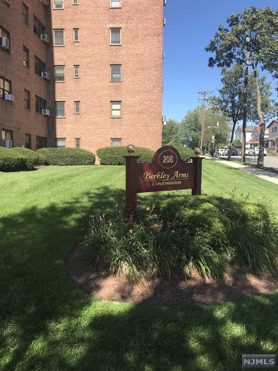Hackensack Condo/Townhouse For Sale: 208 Anderson Street