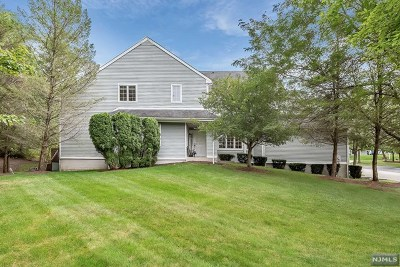 Morris County Single Family Home For Sale: 12 Hixson Court